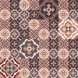 Retro Floor Tiles patern royalty free illustration