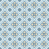 Retro Floor Tiles patern Stock Photo