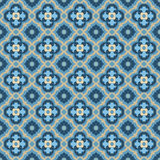 Retro Floor Tiles patern Royalty Free Stock Photo