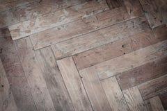 Retro flooring Stock Photography