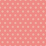 Retro flora pattern design Royalty Free Stock Photos
