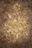 Retro floral paper Stock Photos