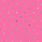 Retro floral seamless pattern Royalty Free Stock Photo