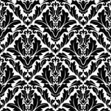 Retro flourish seamless pattern Royalty Free Stock Photo