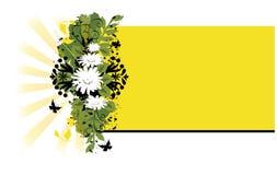 Retro Flower Background Royalty Free Stock Image