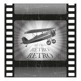 retro flyg Arkivbilder