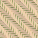 Retro fold green diagonal striped zigzag Stock Photo
