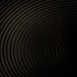 Retro fondo con le linee del cerchio Fotografie Stock