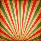 Retro fondo di Sunbeam illustrazione di stock