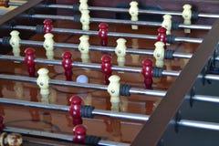 Retro Football Table Royalty Free Stock Photo