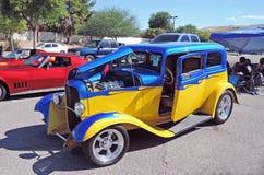 Retro Ford Sedan Stock Image