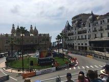 Casino Monte Carlo stock image