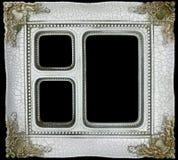 Retro fotoframe Royalty-vrije Stock Foto