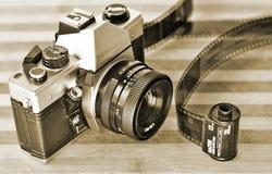 Retro fotografie Royalty-vrije Stock Fotografie