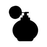 Retro fragrance bottle Royalty Free Stock Photo