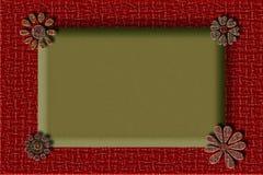 Retro frame stock illustration