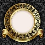 Retro frame Royalty-vrije Stock Afbeelding