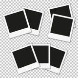 Retro Frames van de Foto Royalty-vrije Stock Afbeelding