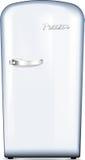 Retro freezer. Royalty Free Stock Photos