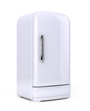 Retro Fridge Royalty Free Stock Photo