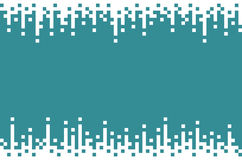 Retro fyrkantiga kvarter bakgrund, PIXEL bakgrund, vektordesign för abstrakt begrepp Arkivbild