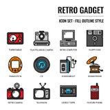Retro Gadget Stock Photography