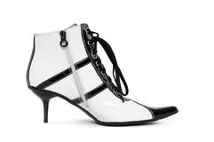 retro galanteryjny obuwie obraz stock