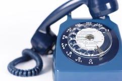 retro gammal telefon arkivfoton