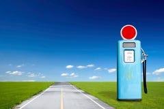 Free Retro Gas Pump Stock Image - 22268601