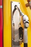 Retro gas station pump Royalty Free Stock Photo