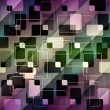 Retro geometric pattern on diagonal strikes. Seamless background pattern. Retro geometric pattern on diagonal strikes background Royalty Free Stock Photo