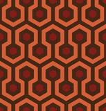 Vector seamless pattern tile Stock Photography
