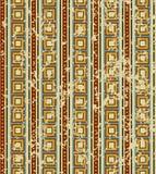 Retro geometrical pattern Royalty Free Stock Photography