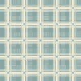 Retro geometryczny bezszwowy wzór Fotografia Royalty Free