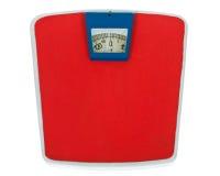 Retro- Gewichtskala Lizenzfreie Stockbilder