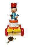 Retro giocattolo Fotografia Stock Libera da Diritti