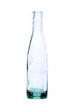 Retro glass bottle. Royalty Free Stock Image