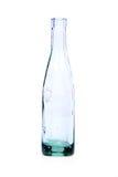 Retro glass bottle. Royalty Free Stock Image