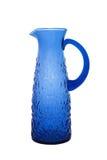 Retro glass jar. Retro glass Jar on a white background Royalty Free Stock Image