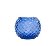 Retro glass vase. Retro glass vase  on a white background Royalty Free Stock Photography