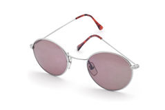 Retro glasses Stock Photo