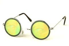 Retro glasses Royalty Free Stock Photos