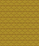 Retro gold wallpaper Royalty Free Stock Photo