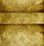 Retro golden wallpapers Royalty Free Stock Photo