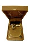 Retro gramophone Royalty Free Stock Images