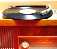 Retro gramophone Royalty Free Stock Photos