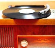 Retro gramophone Royalty Free Stock Photos