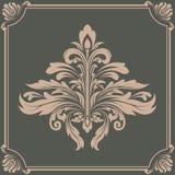 Retro graphic ornament stock illustration