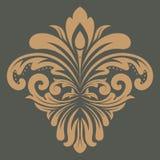 Retro graphic ornament royalty free illustration