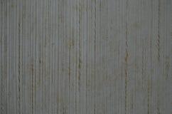 Retro- graue strukturierte vertikale Streifen des Tapetenhintergrundes Stockfoto